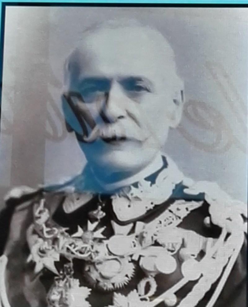 Exposición Ada Lovelace - Luigi Menabrea, ingeniero militar y doctor en matemáticas, llegó a ser Presidente de Italia.