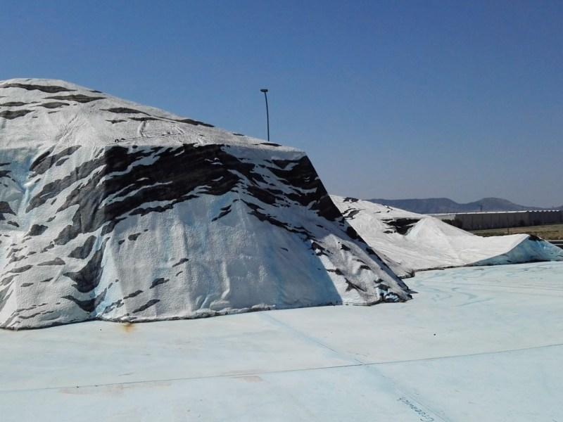 Rotonda de la Antártida - Tierra de la Reina Maud.