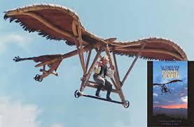 """El vuelo de Diego Marín - """"La Fabulosa historia de Diego Marín"""" (1996) recrea lo que podría haber sido la vida de este pionero (4)."""
