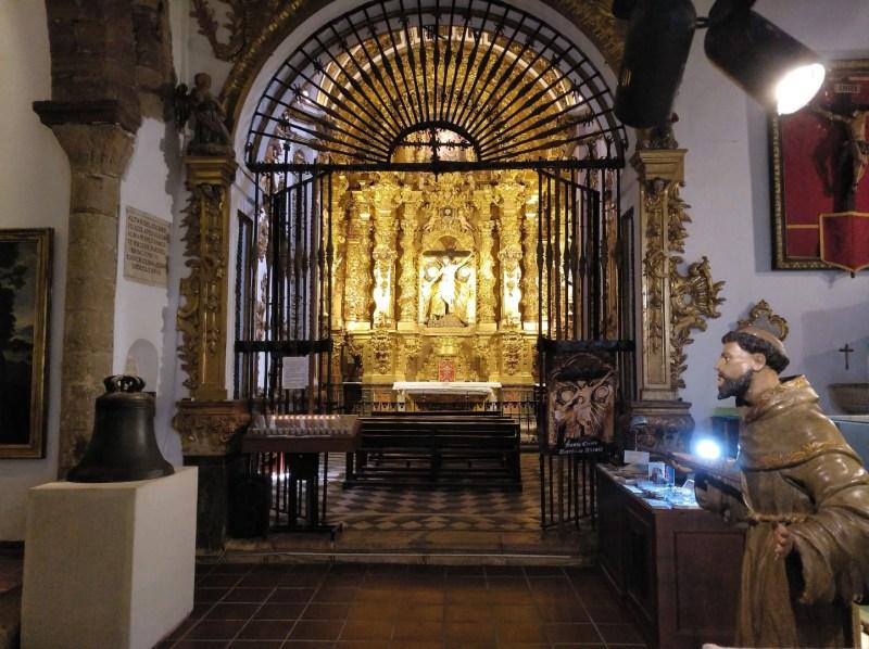 Museo Religioso-Paleontológico - Capilla del Santo Cristo de Atienza.