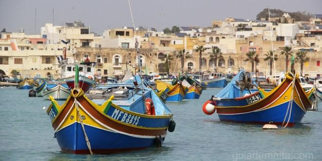 Marsaxlokk y Marsaskala