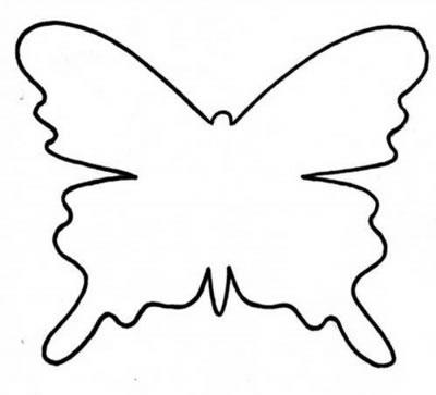patron mariposas 2