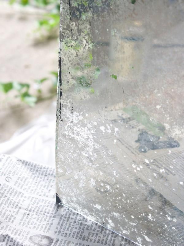 Cmo envejecer un espejo  Gua de MANUALIDADES
