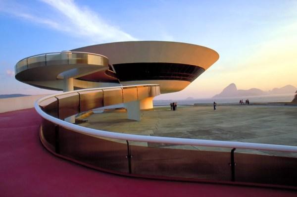 Museum of Contemporary Art Rio De Janeiro Brazil