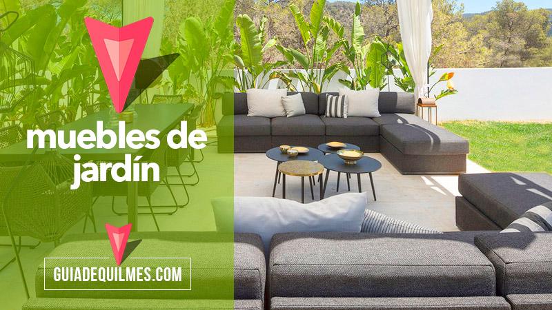 MUEBLES DE JARDIN  Quilmes y Zona Sur