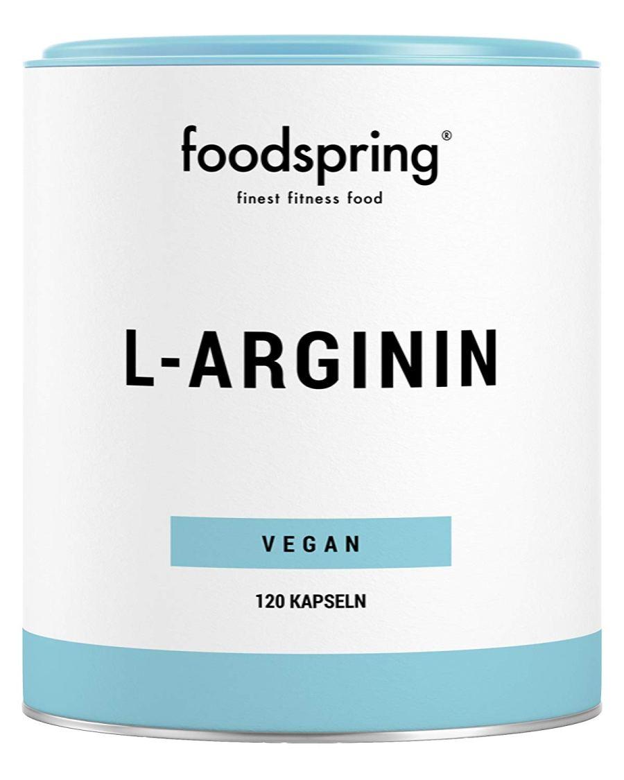L-arginina de Foodspring