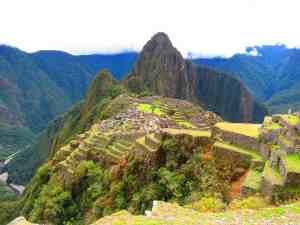 Huayna y Machu Picchu