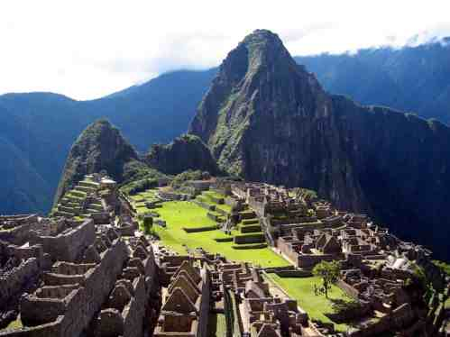 Clases de entrada a Machu Picchu