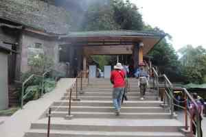 Inicio de Circuito !, una de las nuevas reglas en Machu Picchu