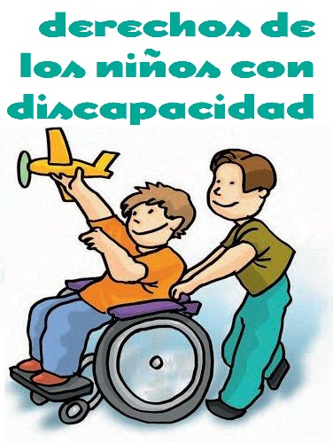 Derechos de los nios con discapacidad Espaa  Gua de la