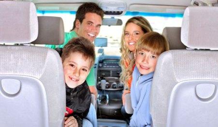 Resultado de imagem para passeios em familia carros
