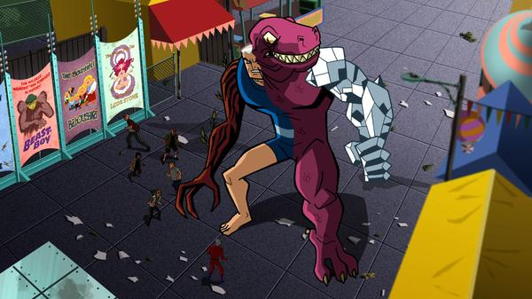 Animal Man Wallpaper Homem Animal Vegetal Mineral Guia Dos Quadrinhos