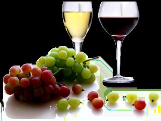 Tipos de uvas para fazer vinho