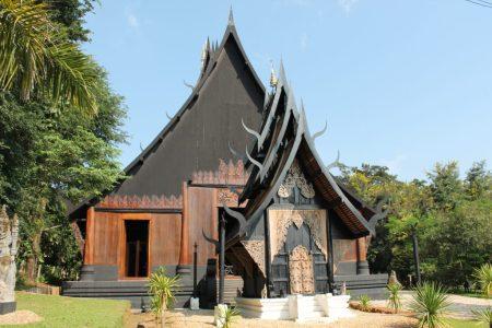 Chiang rai templos Tailandia