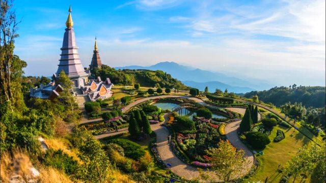 doi inthanon parques nacionales Chiang mai