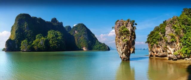 james bond Krabi guia en tailandia español