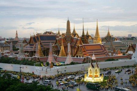 Palacio real Bangkok templos