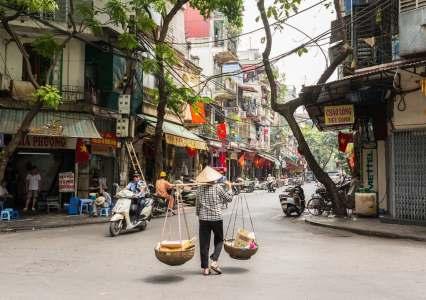 mercados Hanoi tours