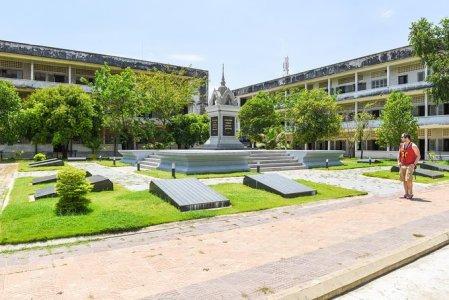 prisión mercado ruso Phnom Penh guia en tailandia tours