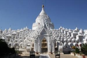 Hsinbyume pagoda Mandalay guia en tailandia