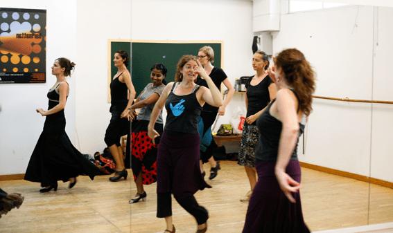 escuela taller flamenco de sevilla