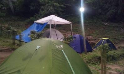 Camping Lua Nova