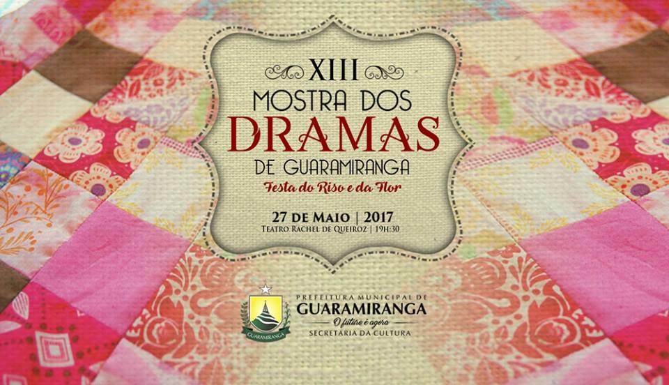 XIII Mostra dos Dramas de Guaramiranga