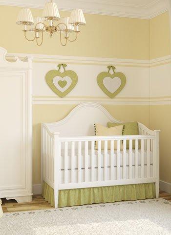 Consejos de decoraci n para la habitaci n del beb ambyases - Muebles para la habitacion del bebe ...