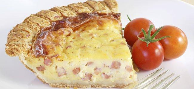 Recetas de quiches para nios Cocina francesa para la familia