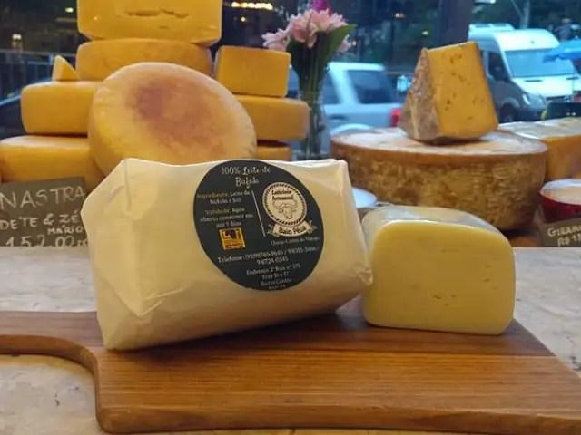 Conheça o tradicional queijo marajoara produzido com leite de búfala