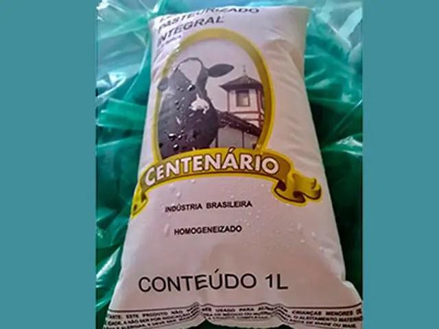 Leite da marca Centenário está de volta ao mercado em Uberaba