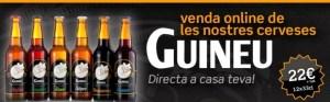 Venda de cerves Guineu Online