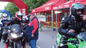 Rider 1000 - arribada