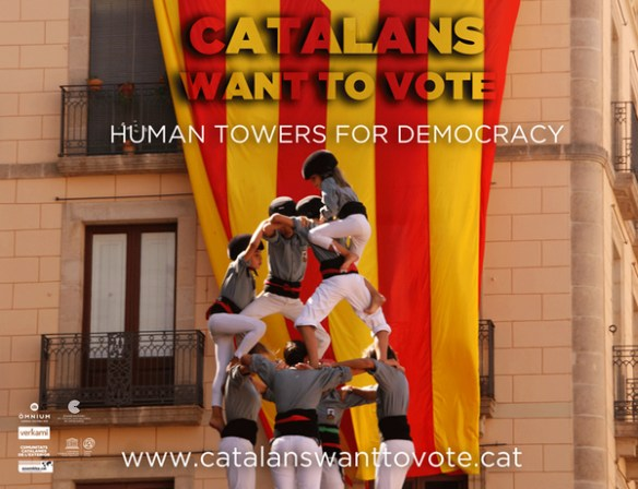 Catalans want to vote