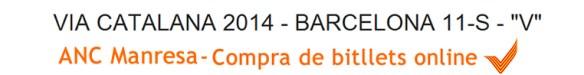 compra bitllets via catalana manresa