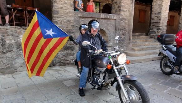 II Marxa Motera per la Independència