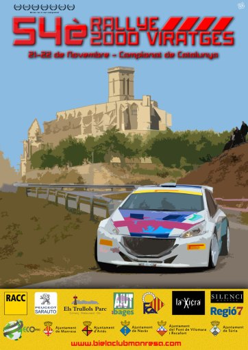 Rallye 2000 viratges
