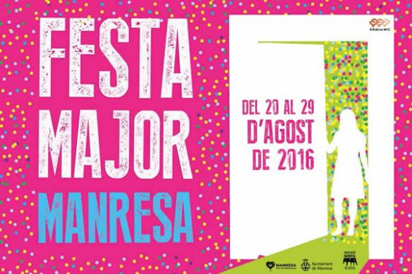 Festa Major - Manresa