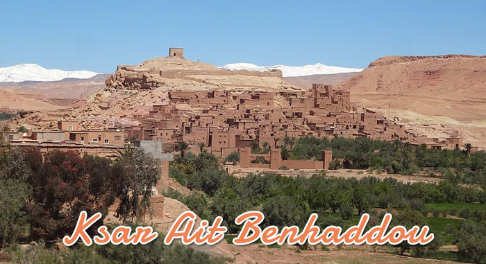 Visitar Ait Benhaddou