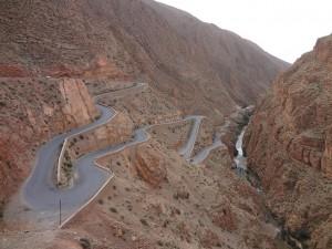 Vale do Dades Marrocos