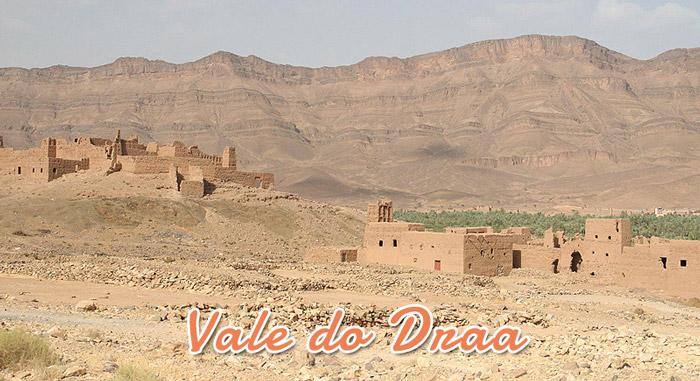 Visitar o Vale do Draa
