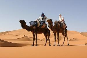 Deserto do Saara - Viagem em Marrocos