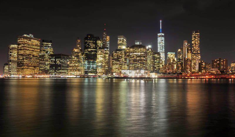 Skyline desde Brooklyn