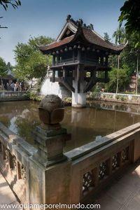 Pagoda de Pilar Único