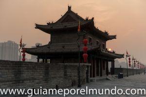 muralla xian