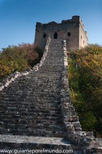 Gran Muralla en Simatai