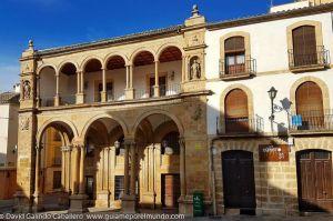 Antiguo Ayuntamiento de Úbeda