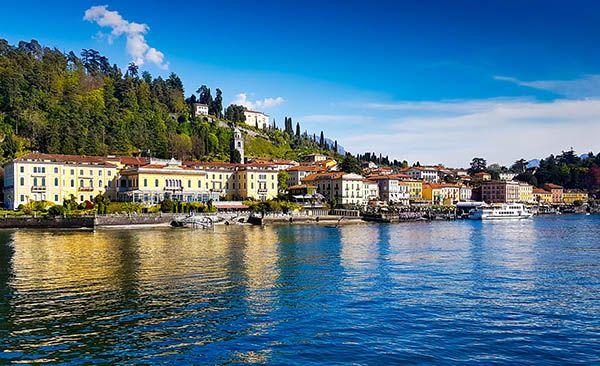 Bellagio en Lago Como