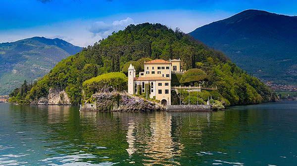 Villa Balbianello Lago Como