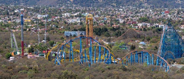 Six Flags Cidade do México